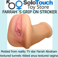 FARRAH`S GRIP ON STROKER