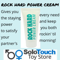 ROCK HARD POWER CREAM