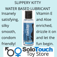 SLIPPERY KITTY WATER BASED LUBRICANT